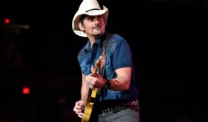 Hear Brad Paisley Name-Check George Strait in Twangy New 'Bucked Off'
